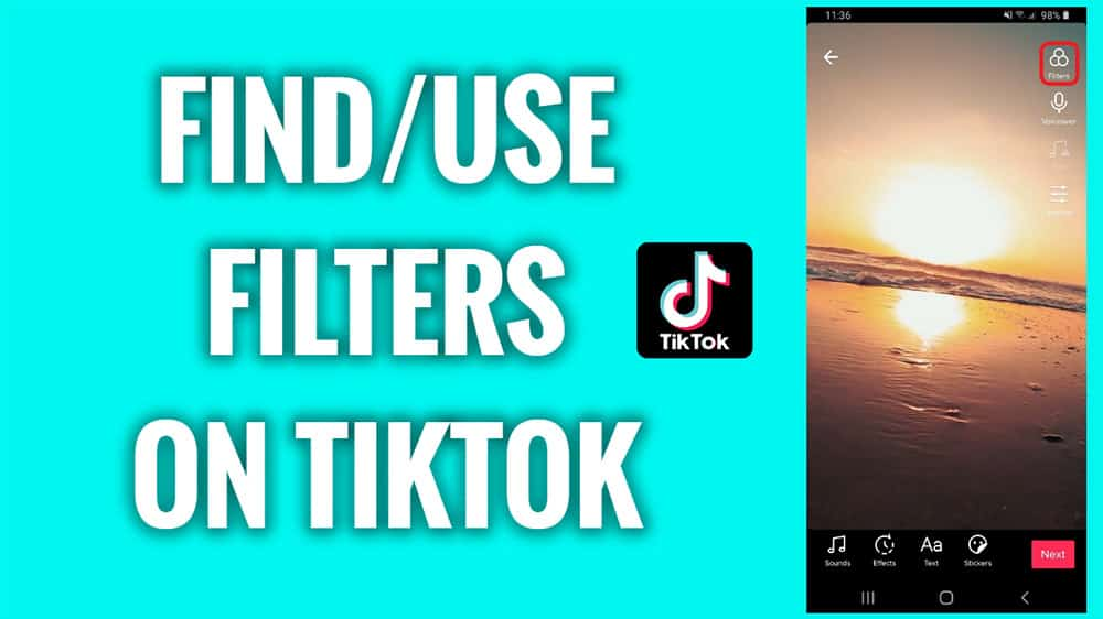 How To Use TikTok Filters To Set The Tone Of Your Videos