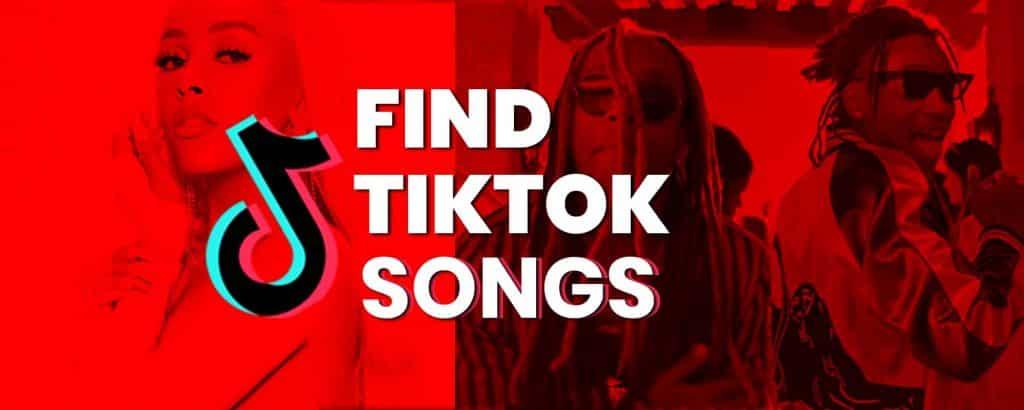 Add tiktok songs